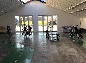 Coaching bij het gebruik van uw Van Raam fiets